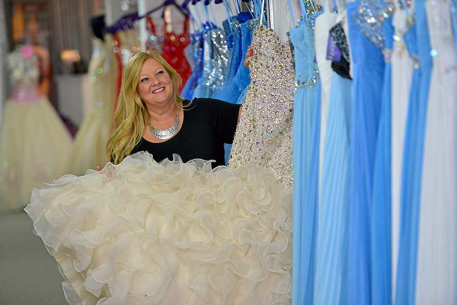 Cannock Prom Dresses Superstore in The Midlands | Celebrity Stores