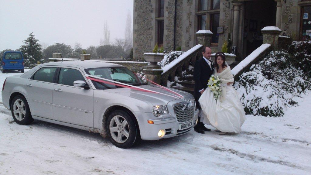 Wedding- car hire